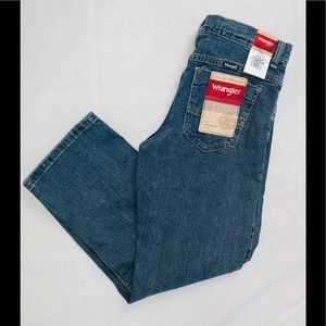 Wrangler Boys Denim Jeans
